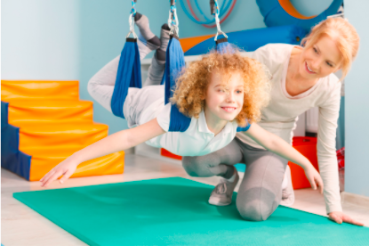 Sensory Processing Therapy for Children with Autism
